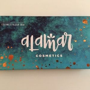 Alamar Cosmetics Trio Blush